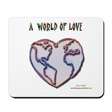 World Love Mousepad