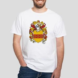 Shackleton Coat of Arms White T-Shirt