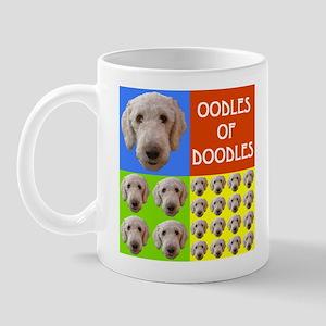 Oodles of Doodles Labradoodle Mug