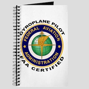 FAA Certified Gyroplane Pilot Journal