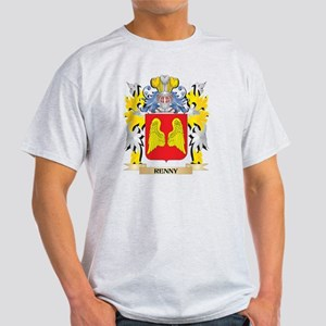 Renny Family Crest - Coat of Arms T-Shirt