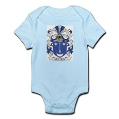 Meier Infant Bodysuit 116066703