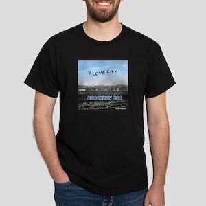 ENY Brooklyn N.Y USA Dark T-Shirt