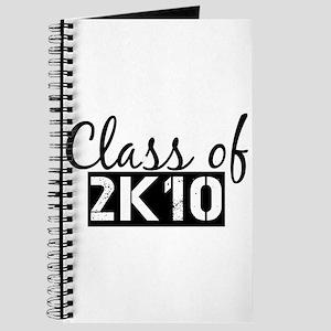 Class of 2K10 (2010) Journal