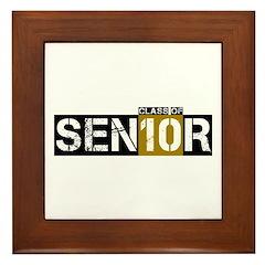 Senior Class 2010 Framed Tile