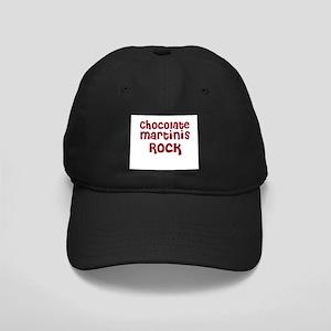 Chocolate Martinis Rock Black Cap