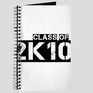 Class of 2K10 Journal