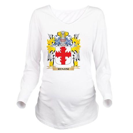 Renzini Family Crest - Coat of Arms T-Shirt