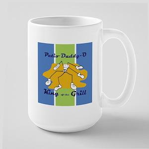 Patio Daddy-O Large Mug