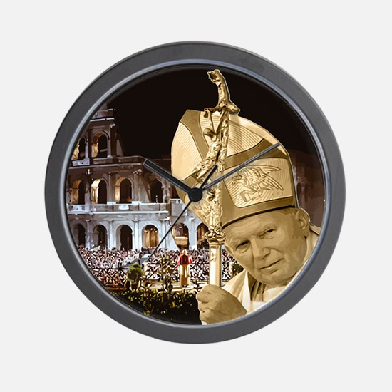 PJPII - Blessings Wall Clock