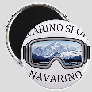 Navarino Slopes - Navarino - Wisconsin Magnets