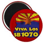 Viva Los SB1070 Magnet
