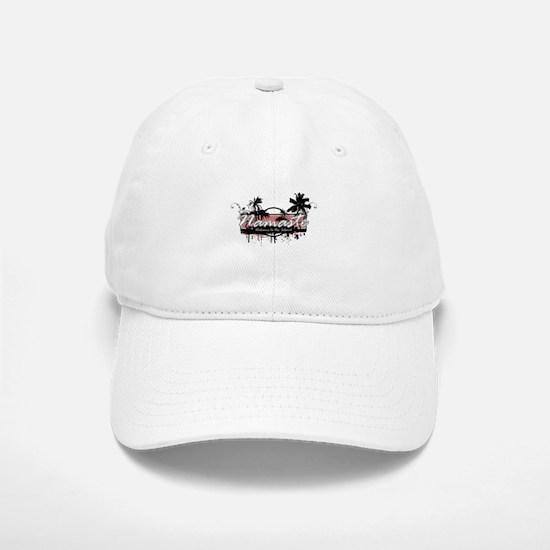 Namaste - Welcome to the Island Baseball Baseball Cap
