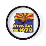 Viva Los SB1070 Wall Clock