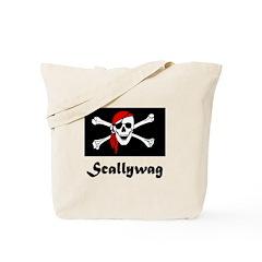 SCALLLYWAG Tote Bag
