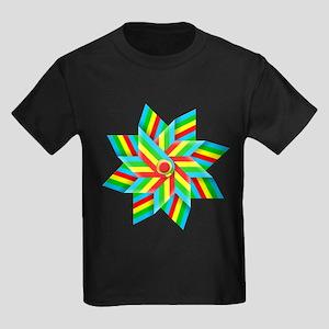 windmill toy Kids Dark T-Shirt
