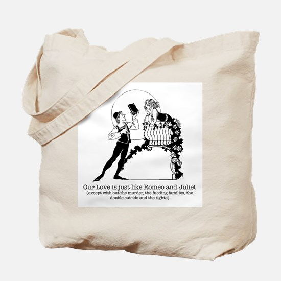 Romeo & Juliet -  Tote Bag