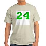 Twenty-four Green/Blue Ash Grey T-Shirt
