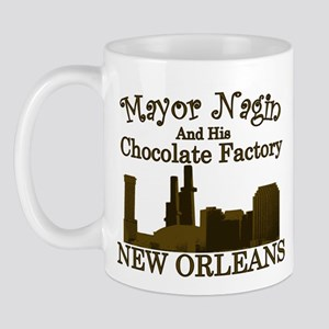 Mayor Nagin Chocolate Factory Mug