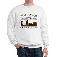 Mayor Nagin Chocolate Factory Sweatshirt