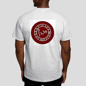 Seal of Lucifer Ash Grey T-Shirt