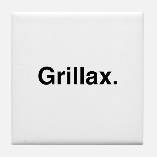 Grillax Tile Coaster