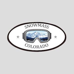 Aspen/Snowmass - Aspen and Snowmass Villag Patch