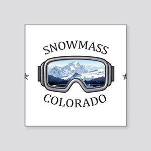 Aspen/Snowmass - Aspen and Snowmass Vill Sticker
