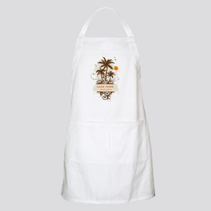 Cape Town South Africa Apron