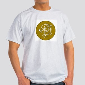Seal of Asmodeus Ash Grey T-Shirt
