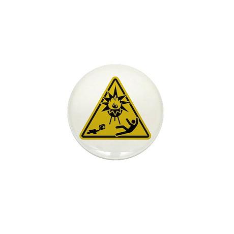 CharredWearT Mini Button