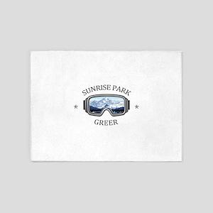 Sunrise Park Resort - Greer - Ari 5'x7'Area Rug