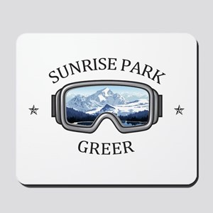 Sunrise Park Resort - Greer - Arizona Mousepad