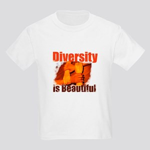 Diversity is Beautiful Kids T-Shirt