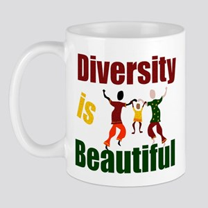 Diversity is Beautiful (3) Mug