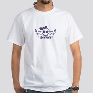 RA Chick Purple T-Shirt