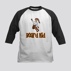 Board Kid Daniel Kids Baseball Jersey