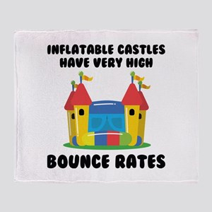 Bounce Rates Stadium Blanket