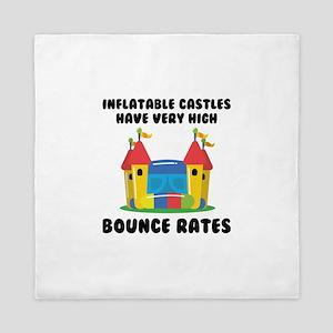 Bounce Rates Queen Duvet