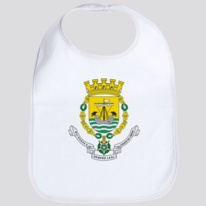 Lisbon Coat Of Arms Bib