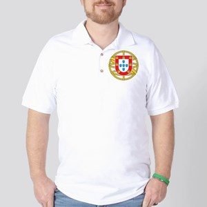 Portugal Coat Of arms Golf Shirt