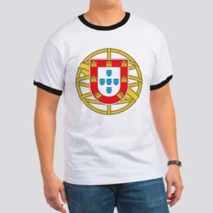 Portugal Coat Of arms Ringer T