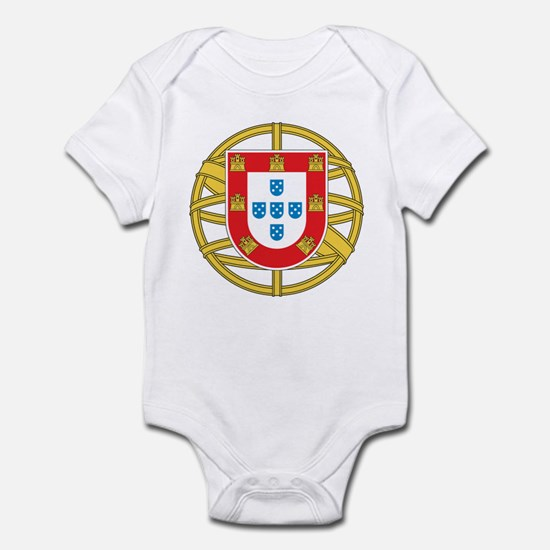 Portugal Coat Of arms Infant Bodysuit