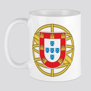 Portugal Coat Of arms Mug