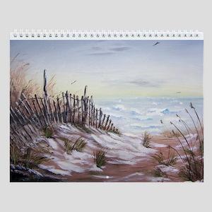 Seascapes Wall Calendar