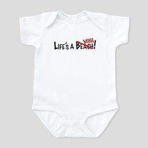 Life's a Mini Infant Bodysuit