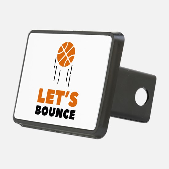 Let's Bounce Hitch Cover