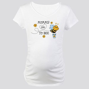 Mom To Bee 2010 Maternity T-Shirt