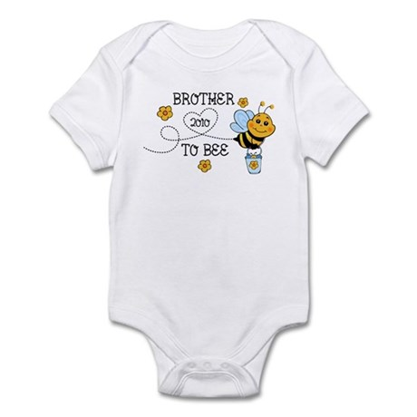Brother To Bee 2010 Infant Bodysuit