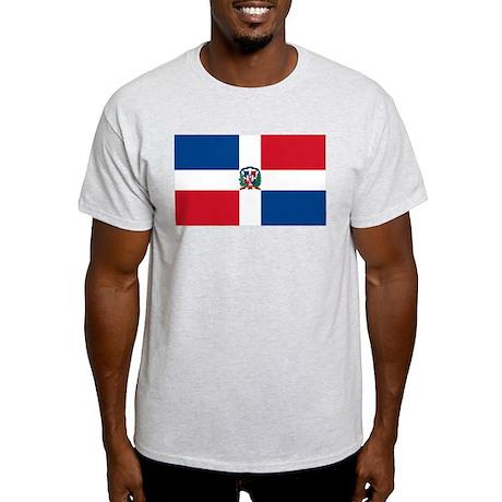 Dominican Flag Light T-Shirt
